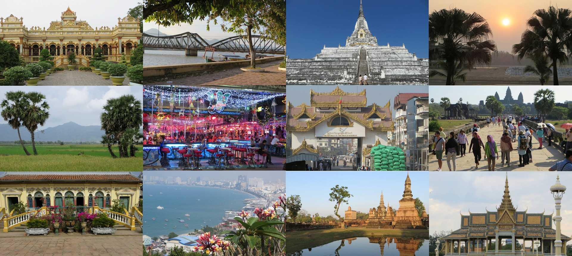 Đông Nam Á - 2013/2014