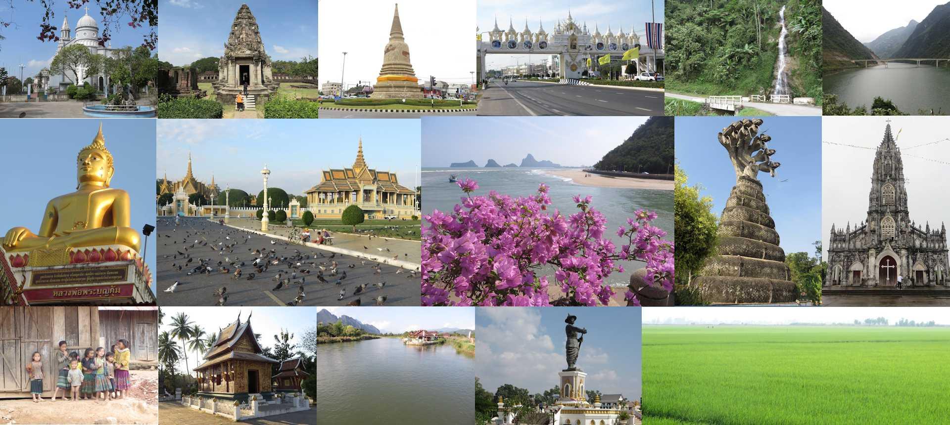 Đông Nam Á 2014-2015