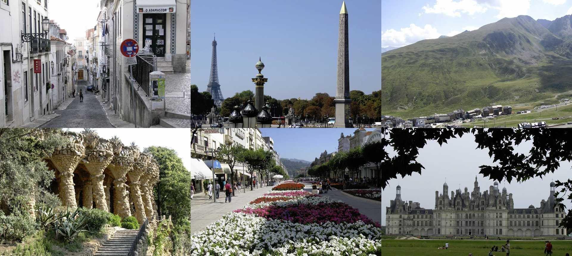 Tây Âu - 2009